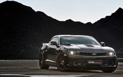Chevrolet Camaro 5 by GME