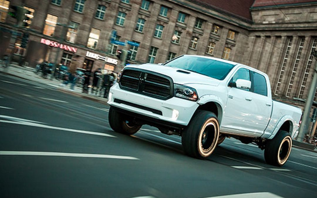 """GME Dodge RAM """"Offroad Edition"""""""