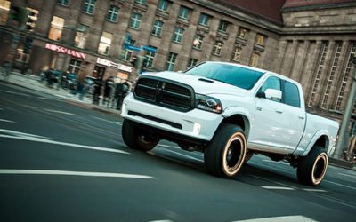 "GME Dodge RAM ""Offroad Edition"""